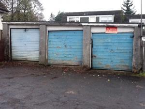 Garage Doors Before